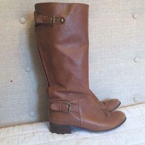 Corso como leather boots